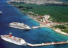 46418 cozumel port